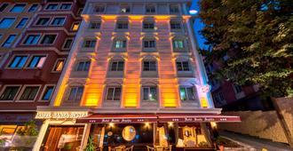 Hotel Santa Sophia - איסטנבול - בניין