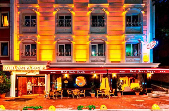 Hotel Santa Sophia - Istanbul - Building