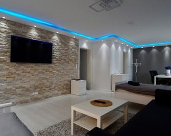 Luxus Wohnung Nähe Köln Citymesse - Bergisch Gladbach - Living room