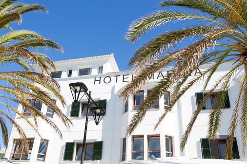 Hotel Marina Soller & Wellness Spa - Πάλμα ντε Μαγιόρκα - Κτίριο
