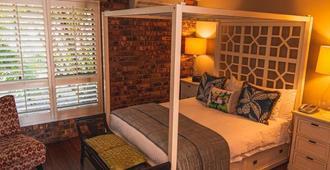波麗娜棕櫚精品汽車旅館 - 巴利納 - 巴里納(澳洲) - 臥室