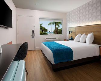 Motel 6 Santa Barbara - Beach - Santa Barbara - Κρεβατοκάμαρα