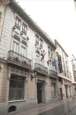 Hotel Albacete - Albacete - Building