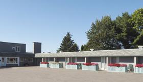 大使汽車旅館 - Sault Ste. 馬力 - 蘇聖瑪麗 - 建築