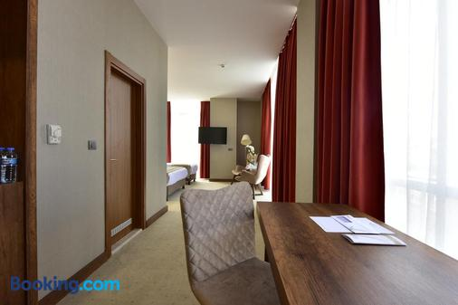 Vespia Hotel - Istanbul - Phòng ngủ
