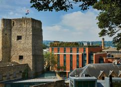 Courtyard by Marriott Oxford City Centre - Oxford - Outdoor view