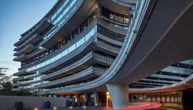The Watergate Hotel - Washington - Edificio
