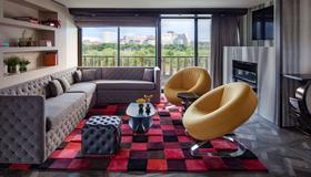 The Watergate Hotel - Washington - Soggiorno