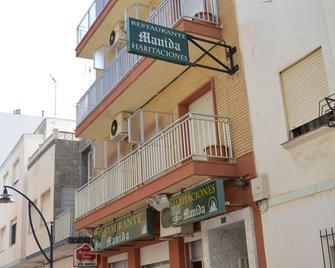 Pensión Manida - Santiago de la Ribera - Gebäude