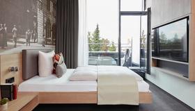Living Hotel Frankfurt - Frankfurt - Soveværelse
