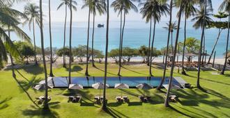 Haadtien Beach Resort - Ko Tao - Bygning