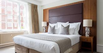 Dolphin House Serviced Apartments - London - Bedroom