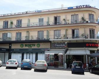 Miramare Hotel - Voúla - Gebouw