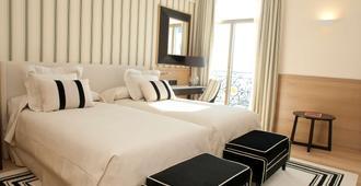 Gran Hotel Sardinero - Santander - Camera da letto