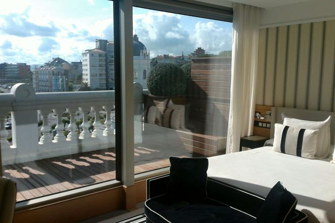 Gran Hotel Sardinero - Santander - Rakennus