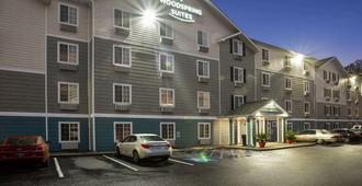 Woodspring Suites Charleston Ashley Phosphate - נורת' צ'רלסטון - בניין