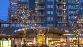 Blue Horizon Hotel - Vancouver - Gebäude