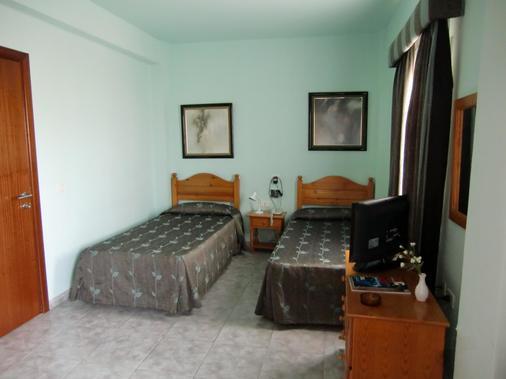 塔納蘇酒店 - 聖塔克魯茲提內 - 聖克魯斯-德特內里費 - 臥室