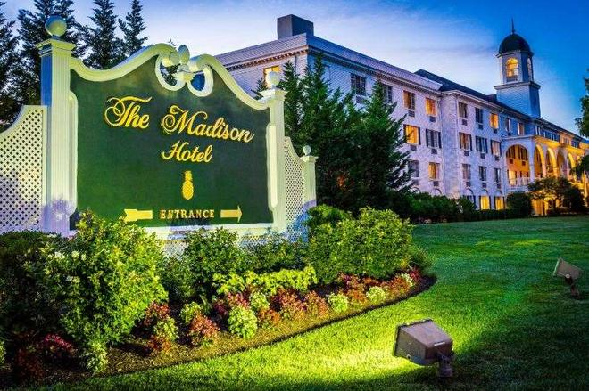 The Madison Hotel - Morristown - Building