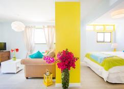 Bubali Bliss Studios - Oranjestad - Bedroom