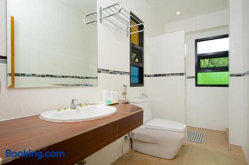 Balcony Villa Koh Tao - Ko Tao - Bathroom