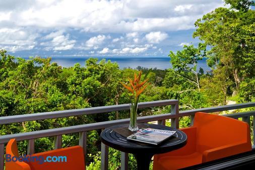 Balcony Villa Koh Tao - Ko Tao - Balcony