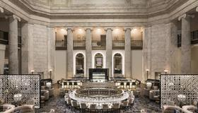 The Ritz-Carlton Philadelphia - Philadelphia - Reception