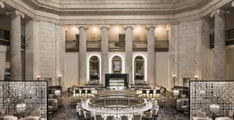 The Ritz-Carlton Philadelphia - פילדלפיה - לובי