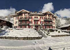 Swiss Historic Hotel Du Pillon - Ormont-Dessus - Building