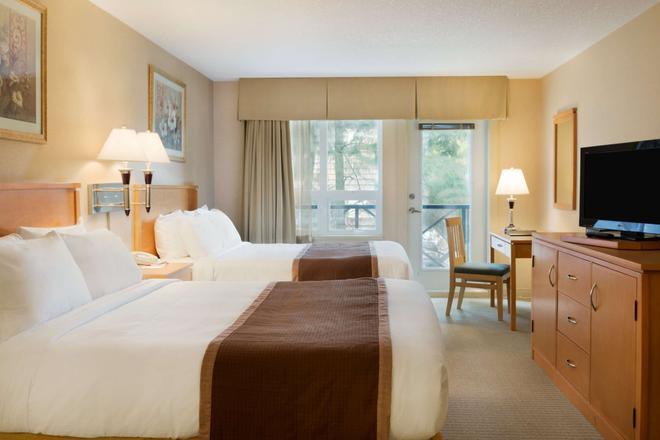 Ramada by Wyndham Nanaimo - Nanaimo - Bedroom