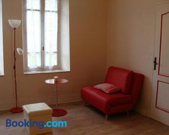 La Cerisaie - Nogent-sur-Seine - Living room