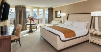 Portland Regency Hotel & Spa - Portland - Bedroom