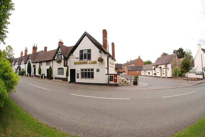 The Hardinge Arms Hotel - Derby - Building