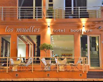 Los Muelles Boutique Hotel - Carmelo - Innenhof