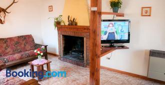 Cabañas Quilquihue - San Martin de Los Andes - Sala de estar