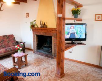 Cabañas Quilquihue - San Martin de los Andes - Living room