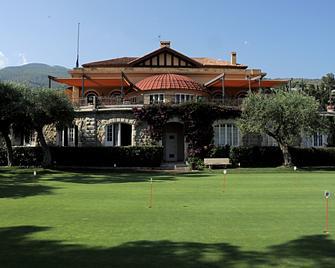 Royal Hotel San Remo - Sanremo - Edificio
