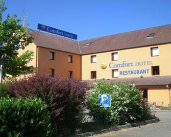 Comfort Hotel Bourg En Bresse - Viriat - Gebäude