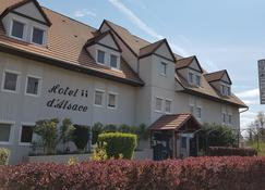 Hotel D'Alsace - Weißenburg - Gebäude