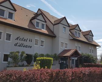 Hotel D'Alsace - Wissembourg - Budova