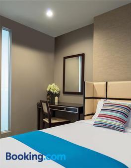 托納爾酒店 - 曼谷 - 曼谷 - 臥室