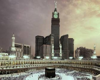 Makkah Clock Royal Tower A Fairmont Hotel - Mekka