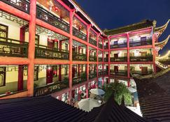 Chengdu Dreams-Travel Wenjun Mansion Hotel - Chengdu - Edificio