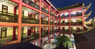 Chengdu Dreams-Travel Wenjun Mansion Hotel - Chengdu - Building