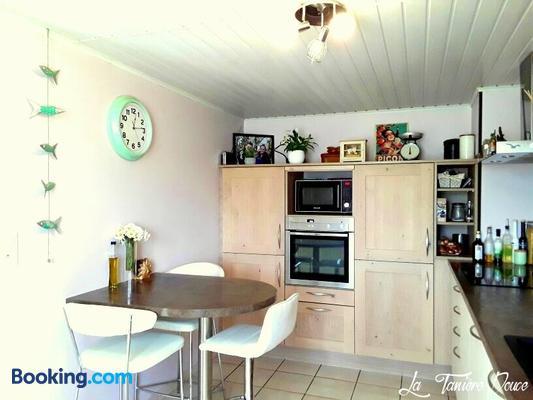 La Taniere Douce - Sauville - Dining room