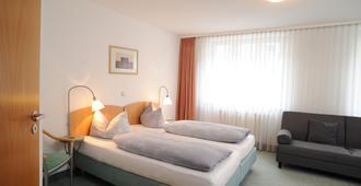 Central-Classic Hotel - Stuttgart - Bedroom