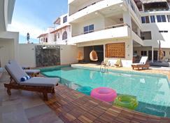 Shavanna Hotel Boutique - Puerto Escondido - Pool