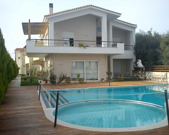 Alkistis Hotel - Diakopto - Pool