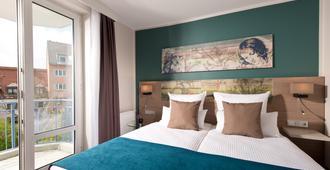 レオナルド ホテル ミュンヘン シティ オリンピアパーク - ミュンヘン - 寝室