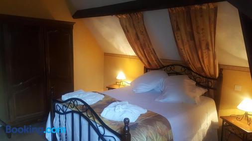 Hôtel Le Gonfalon - Meaux - Bedroom